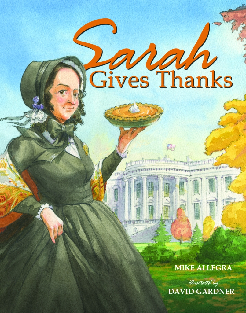 Sarah Gives Thanks cover