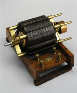 The motor that made Edison jealous.