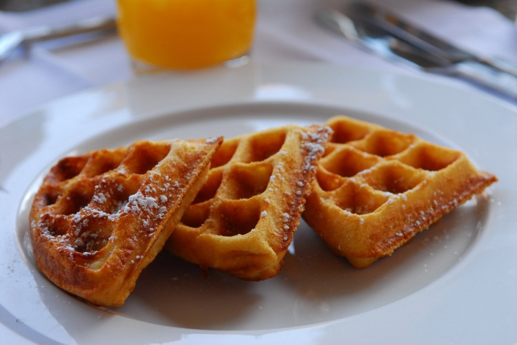 Waffle-icious!
