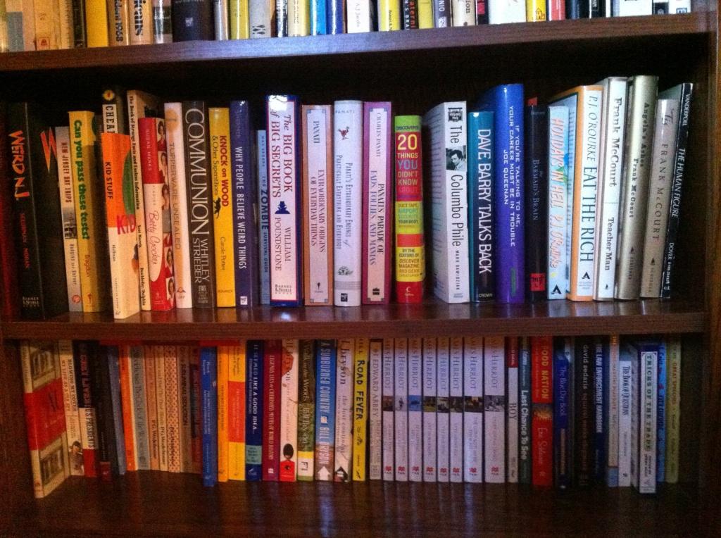 Mike Bookshelf Bottom