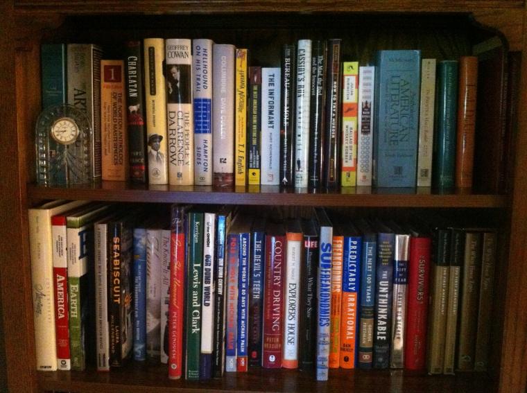 Mike Bookshelf Top