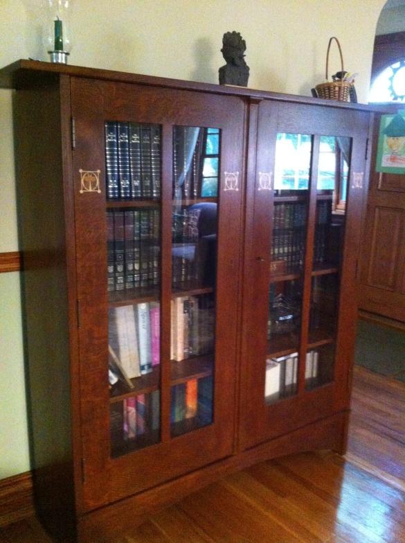 bookcase entertainment center plans