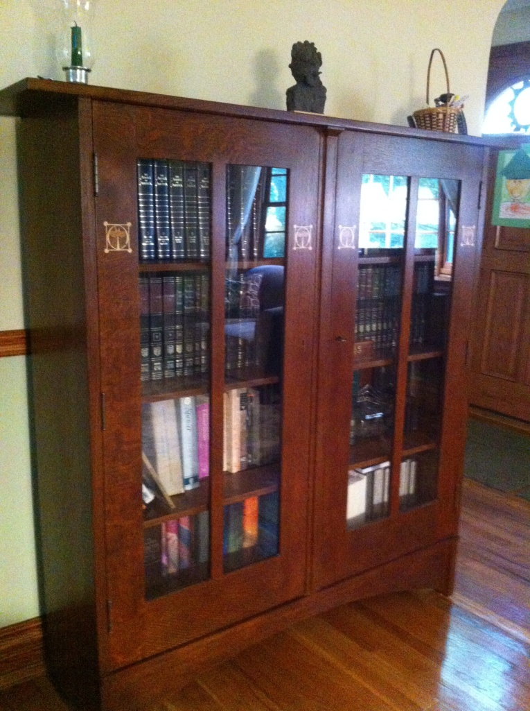 My awesome Stickley.
