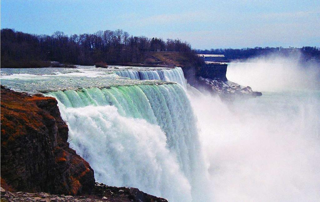 That's right; even more impressive than this. Falling water is so One Trick Pony.