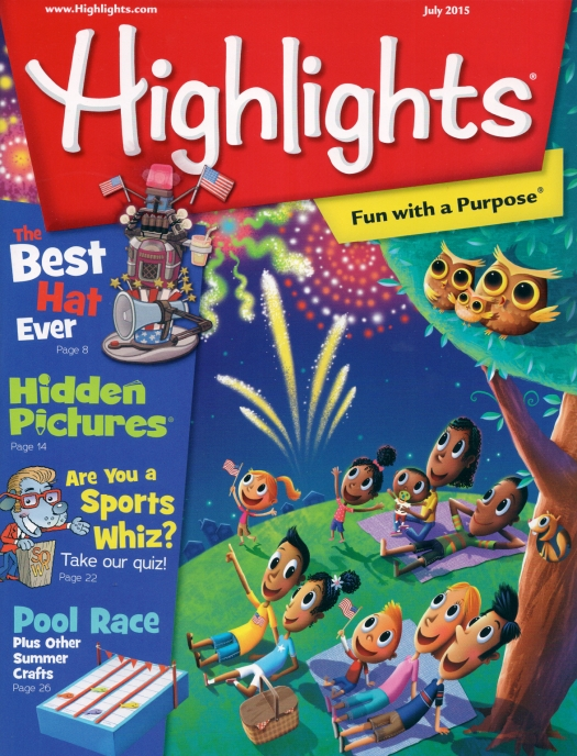 Highlights cover