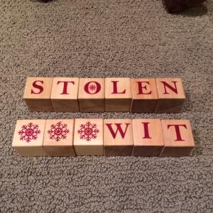 Blocks stolen wit