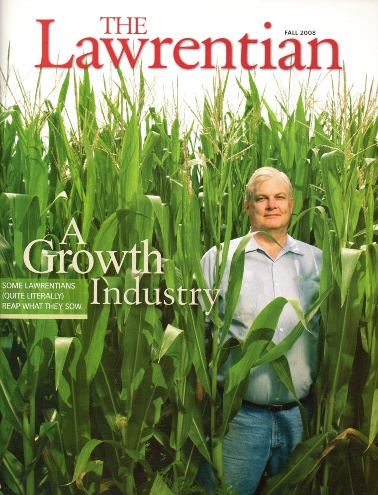 Lawrentian cover