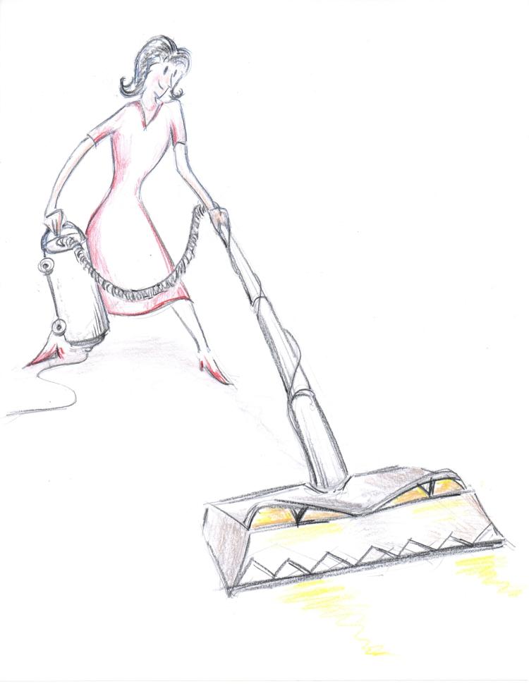 Mom's vacuum